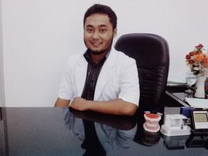 drg. Mirza Mangku Anom Dokter Gigi Di Yogyakarta