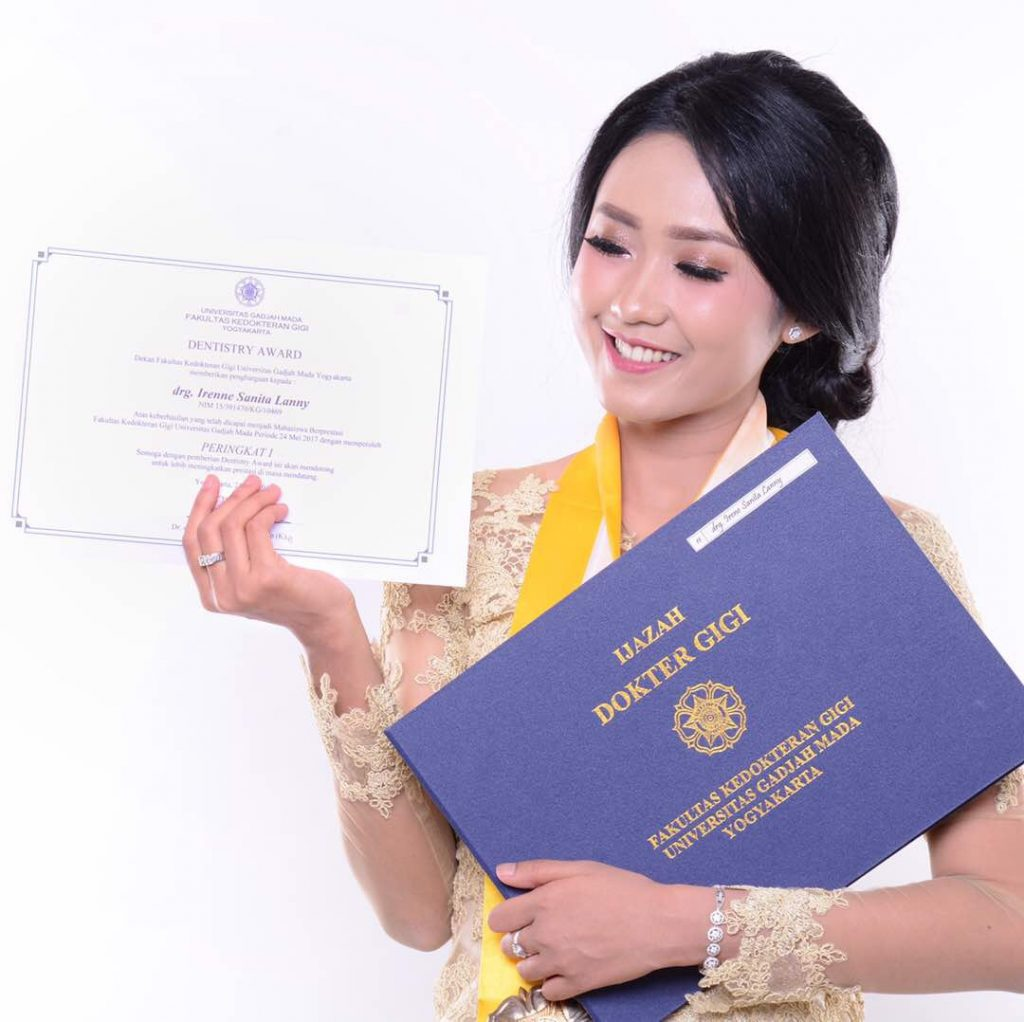 drg,. Irene Sanita Lanny